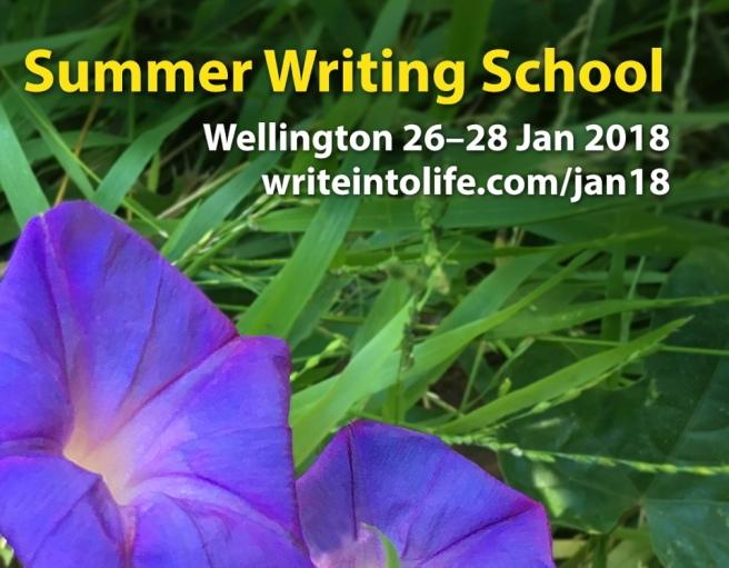 Summer Writing School Wellington 26-28 Jan 2018